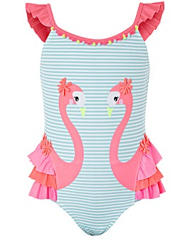 Accessorize Felicity Flamingo Swimsuit