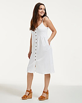Byron Bay Jersey Sun Dress With Pockets