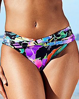 Figleaves Santa Monica Twist Bikini Bottom