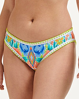 Figleaves Frida Floral Bikini Bottom