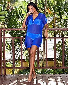 Valencia Sheer Cover Up Kaftan