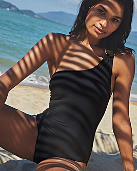 Icon Seville Non Wired One Shoulder Shaping Swimsuit