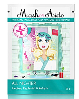 MaskerAide All Nighter Sheet Mask