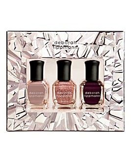 Deborah Lippmann Color On Glass Set