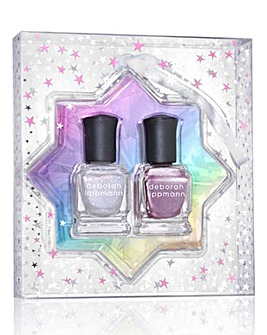 Deborah Lippmann Shining Star 2-Piece nail Polish Set