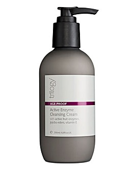 Trilogy Age Proof Active Enzyme Cleansing Cream