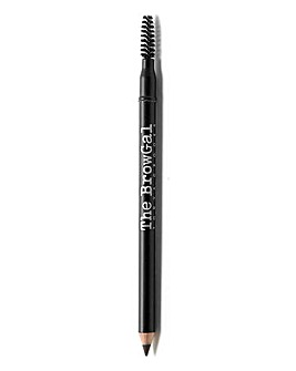 The BrowGal Skinny Eyebrow Pencil - 02 Espresso