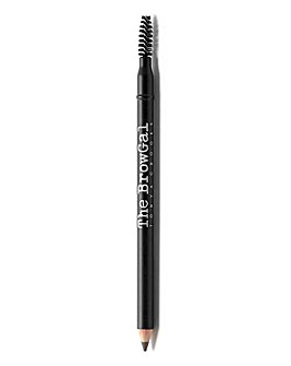 The BrowGal Skinny Eyebrow Pencil - 04 Medium Brown