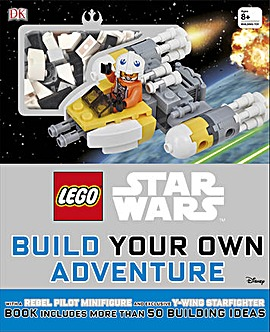 Lego Build Your Own Future Book