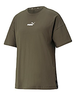 Puma Power Elongated T-Shirt