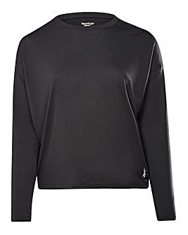 Reebok Supermium Long Sleeve T-Shirt