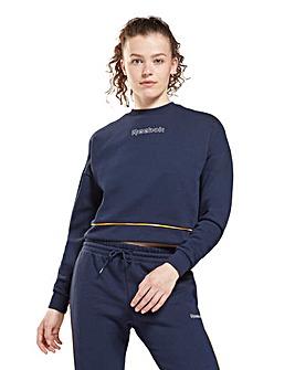 Reebok Piping Pack Crewneck Sweatshirt
