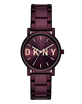 DKNY Soho Berry Bracelet Watch