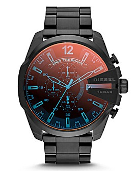DIESEL Mega Chief Ombre Watch