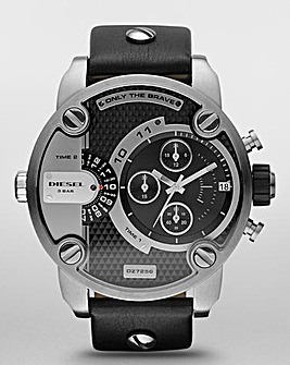 DIESEL Little Daddy Chrono Watch