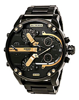 DIESEL Mr Daddy Chrono Watch