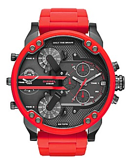 DIESEL Mens Mr Daddy Chrono Watch