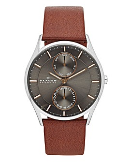 Skagen Holst Chrono Strap Watch
