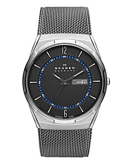 Skagen Mesh Melbye Blue Watch
