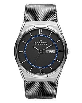 Skagen Mesh Melbye Blue Watch