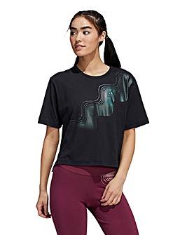 adidas Holiday GFX T-Shirt