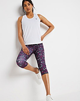 Dare2B Influential Three Quarter Legging