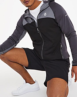Dare2B Ratified Stretch Hooded Jacket