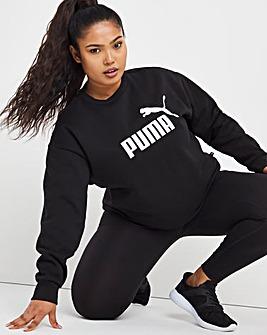 Puma Essential Logo Crew Sweatshirt