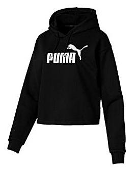 Puma Essential Logo Cropped Hoody