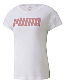 Puma Active Logo T-Shirt