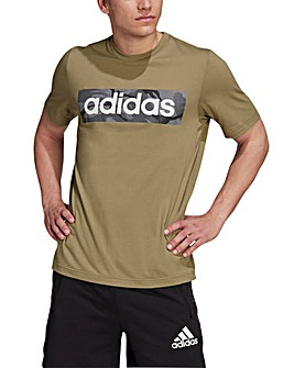adidas Camo GT2 T-Shirt