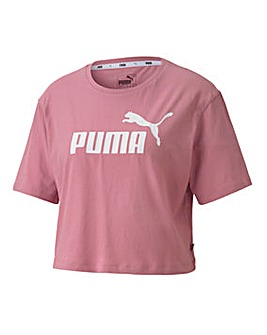 Puma Essential Logo Crop Top
