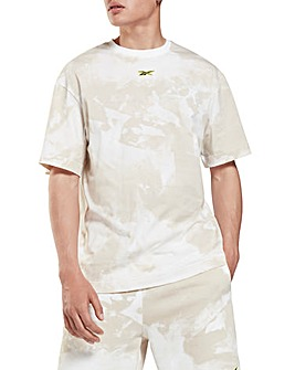 Reebok Meet You There All Over Print T-Shirt