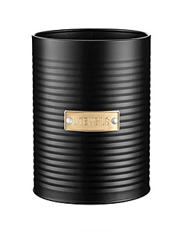 Typhoon Otto Black Utensil Pot