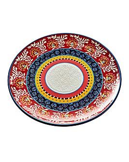 Boho Round Platter