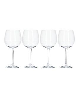 Mikasa Julie Set of 4 Gin Glasses