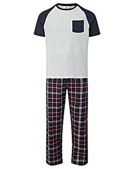 Tog24 Toasty Mens Pyjama Set