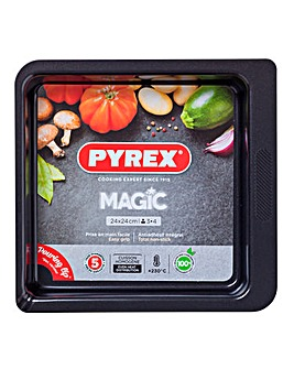 Pyrex Magic Square Roaster