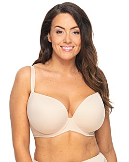 Pour Moi Definitions Plunge T-Shirt Bra
