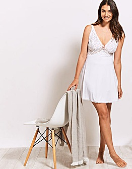 ed62a7c5b Figleaves Lucille DD+ Chemise