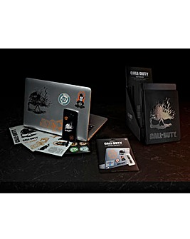 COD Notebook and Decals Set