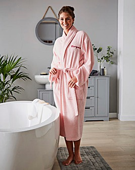 Womens Towel Robe