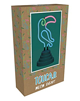 Toucan Neon Light