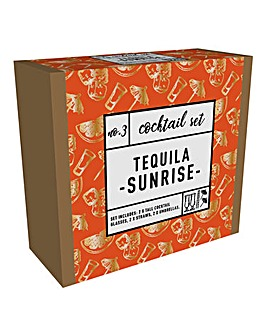 Tequila Cocktail Set