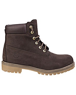 Darkwood Oak Casual Boot