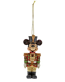 Disney Mickey Nutcraker Hang Ornament
