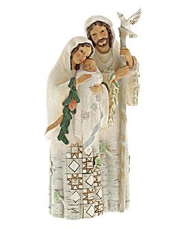Jim Shore Holy Family