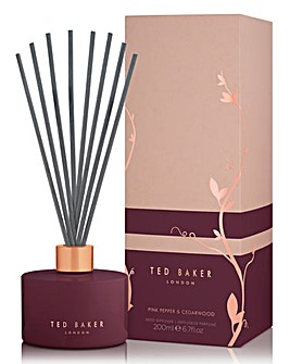 Ted Baker Pink Pepper Cedarwood Diffuser