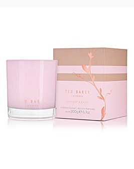 Ted Baker Bergamot and Cassis Candle