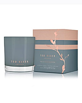Ted Baker Fig and Olive Blossom Candle